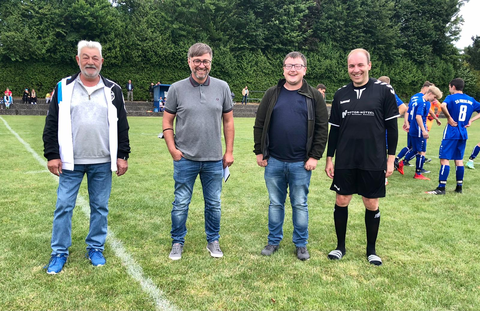 Read more about the article SG Oberland – ASV Marktschorgast 6:2 (2:1)